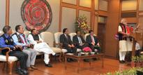 PM witnesses the signing of historic peace between India and Nationalist Socialist Council of Nagaland (NSCN)