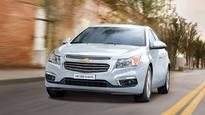 Chevrolet India offers discounts, benefits upto Rs. 1.12 lakh on Cruze, Beat, Tavera, Sail and Enjoy