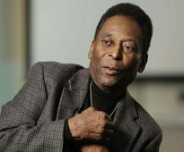 Pele is responding well, confirms daughter