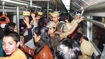 CISF pulls 55 men out from Metro's women coaches daily