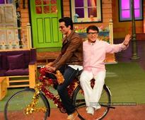 PICS: Jackie Chan enthrals audience with his presence on 'The Kapil Sharma Show'