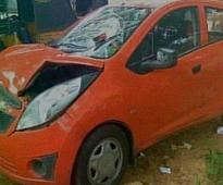 Telangana businessman hits labourer with car, doesn't stop