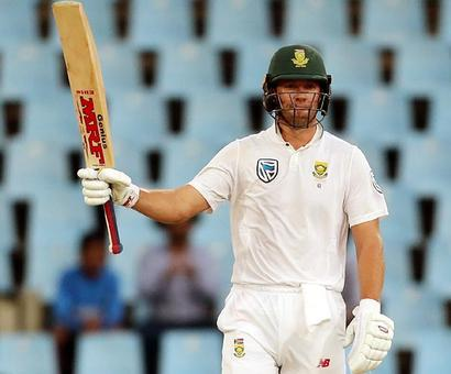 2nd Test: South Africa take lead before bad light stops play on Day 3