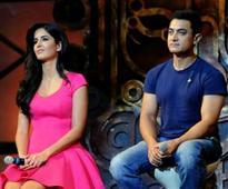 Katrina Kaif joins Aamir Khan for 'Thugs of Hindostan'