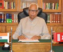 Vohra expresses hope for democratically-elected govt in J