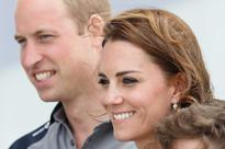 Prince William and Kate jet off to France for family holiday