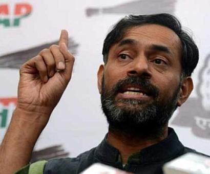 Yogendra Yadav releases 'conditional' resignation letter