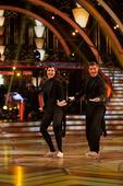 'Strictly Come Dancing' Results: Lesley Joseph And Anton Du Beke Leave The Competition