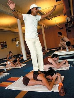 Arrest warrant for rape-accused yoga teacher