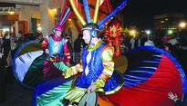 Souq Waqif Spring Festival gets off to a colourful start