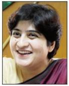 It's an honour to join NIA: Woman IPS officer