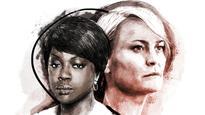 Emmy Lead Actress Race Analysis: Viola Davis vs. Robin Wright