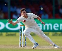 New Zealand's Santner out of first Pakistan test
