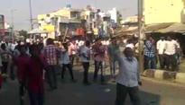AP: Clash breaks out between TDP, YSRCP workers