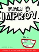 Maverick Theatre Company presents Flight 12 Improv