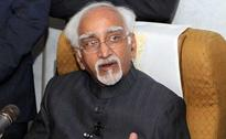 Need For Air Connectivity With Nigeria Very Obvious: Hamid Ansari