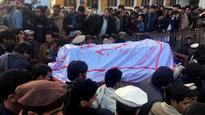 Death toll from Pakistan bomb blast rises to 25