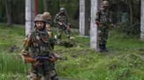 Clash between security forces, militants ongoing in Srinagar