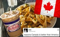 This Teen Tweeted The Reasons Why Canada Is Better Than America And… She Kind Of Has A Point?