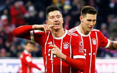 Football Briefs: Bayern stretch Bundesliga lead with win over Bremen