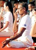 Yoga joins UNESCO's list of world treasures