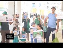Libyans in Malta protest judgment sentencing Saif Gaddafi to death