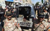 Seven cops guarding polio team shot dead in Karachi