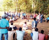 Dongrias of Muniguda block field candidates