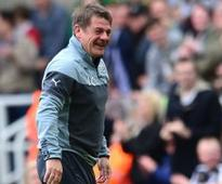 Former Newcastle boss Carver is back in management, but where?