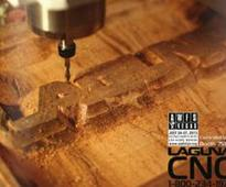Laguna Tools CNC Color Portfolio for Woodworkers to Debut at the...
