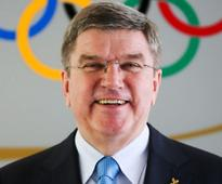 Bach to contest for IOC president slot