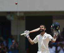 India vs West Indies 2016: Virat Kohli immensely satisfied after maiden first-class double hundred