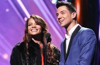 Leslie Grace, Luis Coronel & Chiquis Talk 'Frenemy' Relationship on Univision's 'Va Por Ti'
