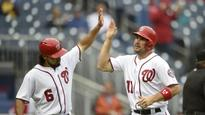Ross throws 90 pitches in 4 innings; Nats top Arizona 5-3 (Yahoo Sports)