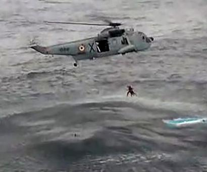 Cyclone Ockhi: 357 fishermen from TN and Kerala rescued, says defence minister