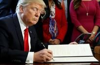 Trump ignites political fight over U.S. banking law reforms