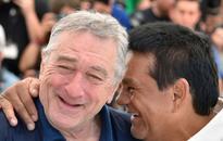 Boxer Duran and Robert De Niro honoured at Cannes