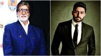 Kaun Banega Crorepti 9: Abhishek Bachchan makes his father recite famous dialogues