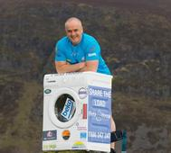 Waterford man to climb Mount Kilimanjaro with washing machine on his back