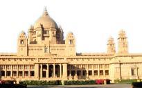Royal Retreat at Umaid Bhavan Palace