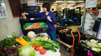 Winding back food wastage in the capital