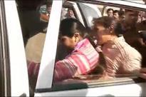 Woman sparks security scare at Raisina Hill, tries to block Modi's cavalcade
