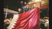 Abu Issa delivers an outstanding finish at Dakar Rally 2017