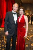 A century of Red Cross service in Houston is celebrated in red hot style at gala