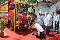 Pune region post office gets new delivery vehicles