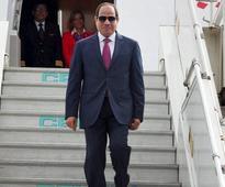 Egyptian President Abdel-Fattah al-Sisi to run for re-election in 2018