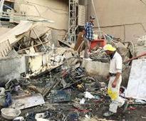 Attack at Baghdad's Shia mosque kills at least 11
