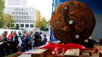 Frankfurt: Massive WWII bomb defused after evacuating 60,000 people