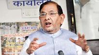 Sharad Yadav faction slams EC over JD(U)