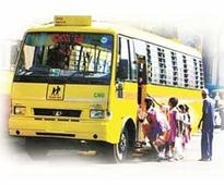 700 buses for 2,500 schools?